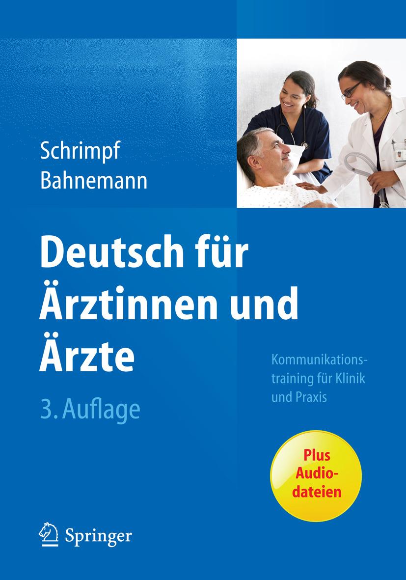 Bahnemann, Markus - Deutsch für Ärztinnen und Ärzte, ebook