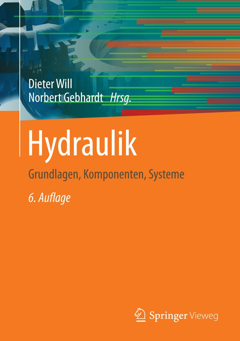 Gebhardt, Norbert - Hydraulik, ebook