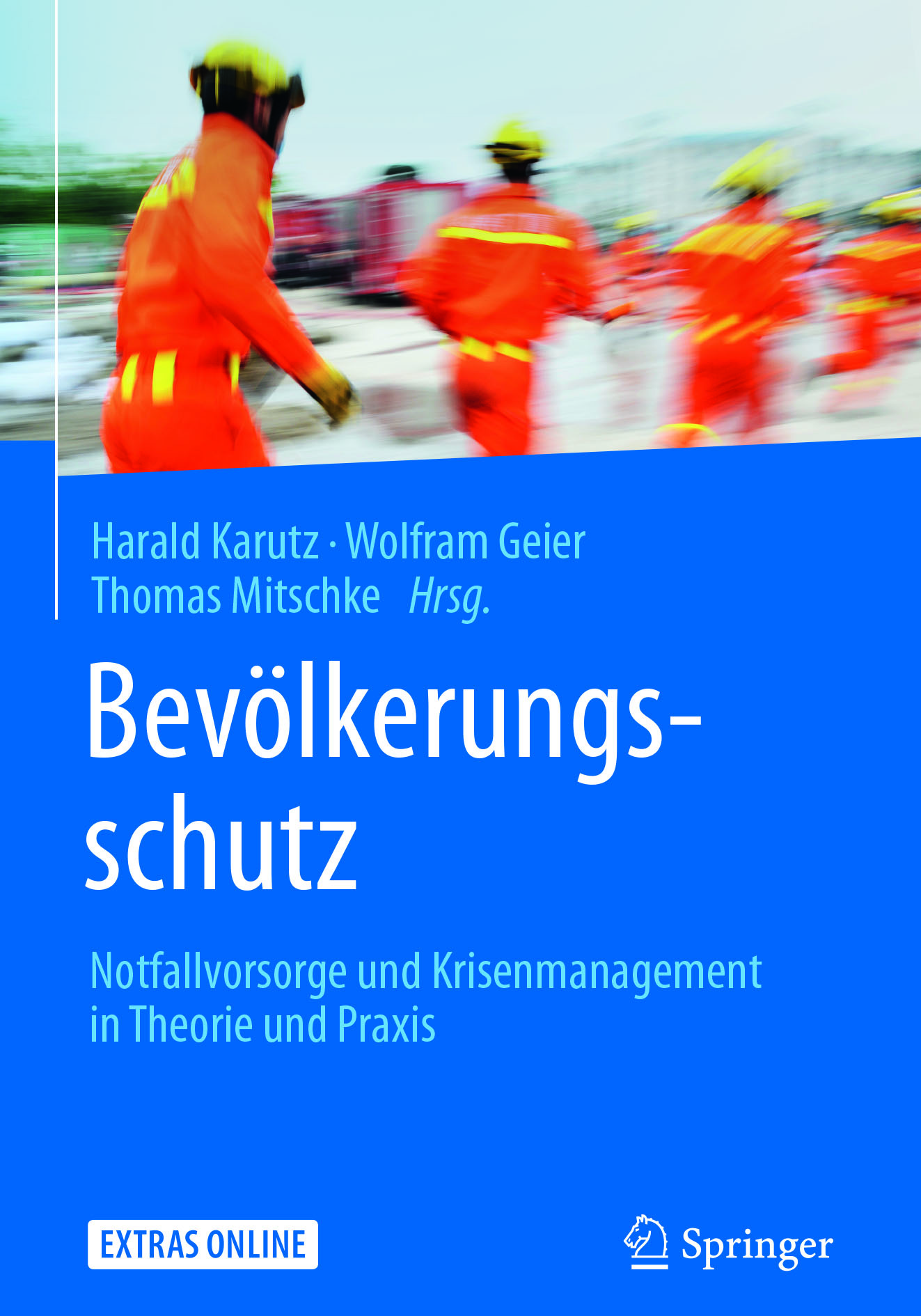 Geier, Wolfram - Bevölkerungsschutz, ebook