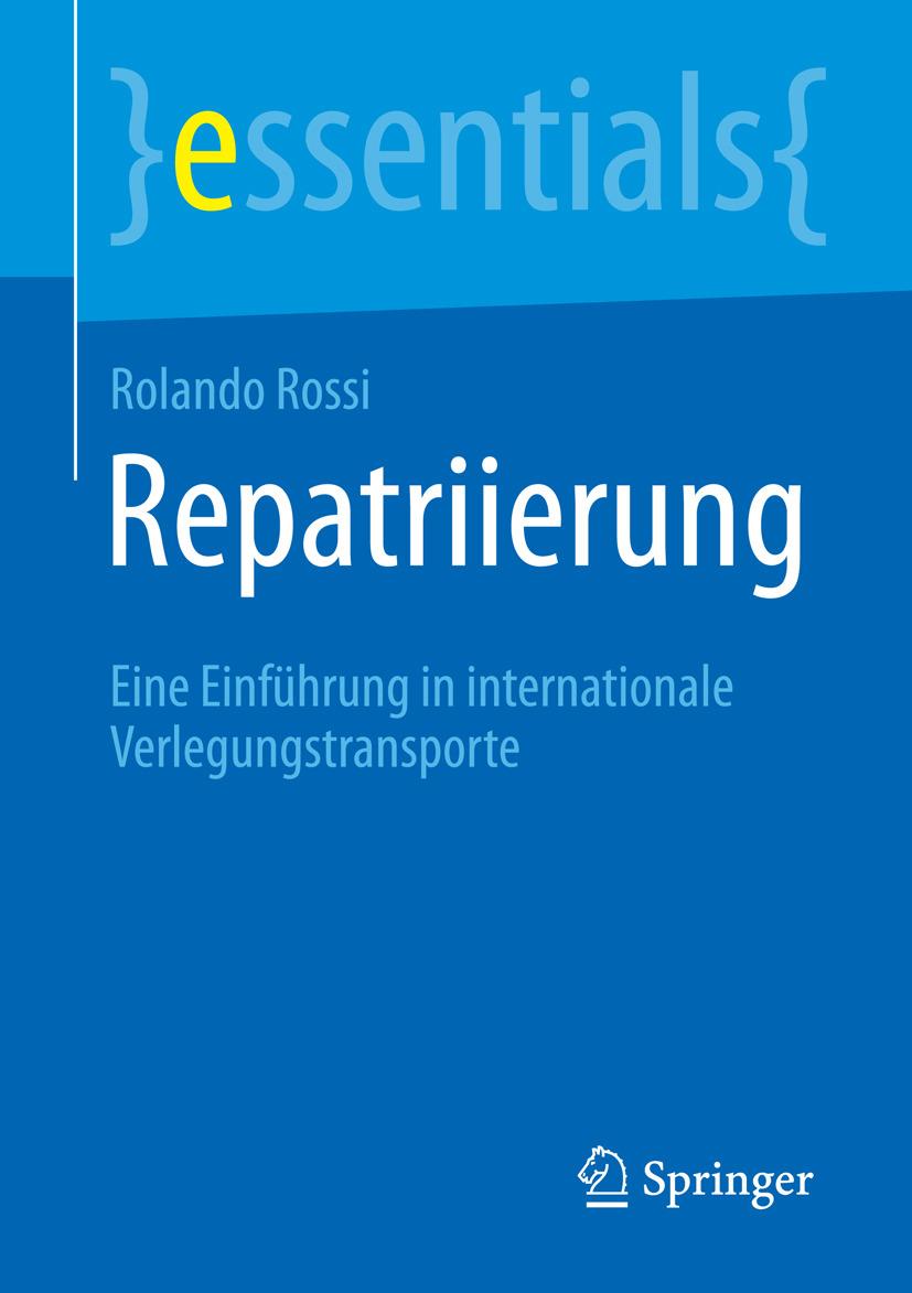 Rossi, Rolando - Repatriierung, ebook