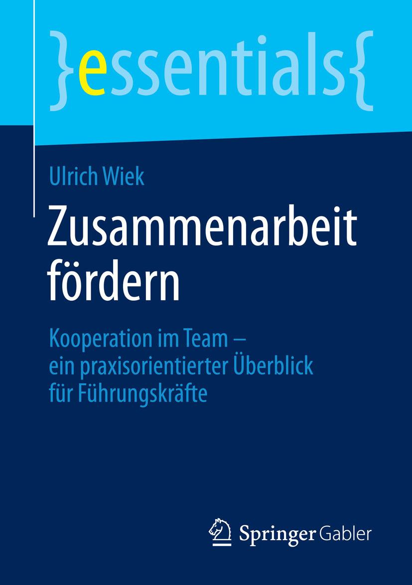 Wiek, Ulrich - Zusammenarbeit fördern, ebook