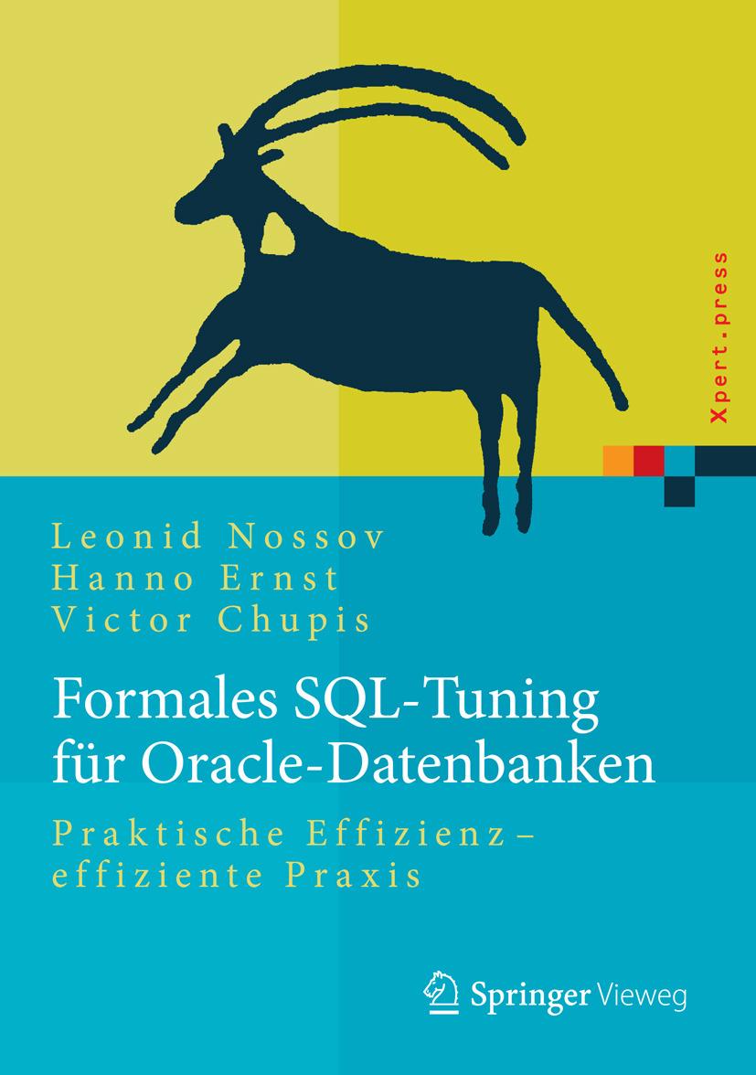 Chupis, Victor - Formales SQL-Tuning für Oracle-Datenbanken, ebook