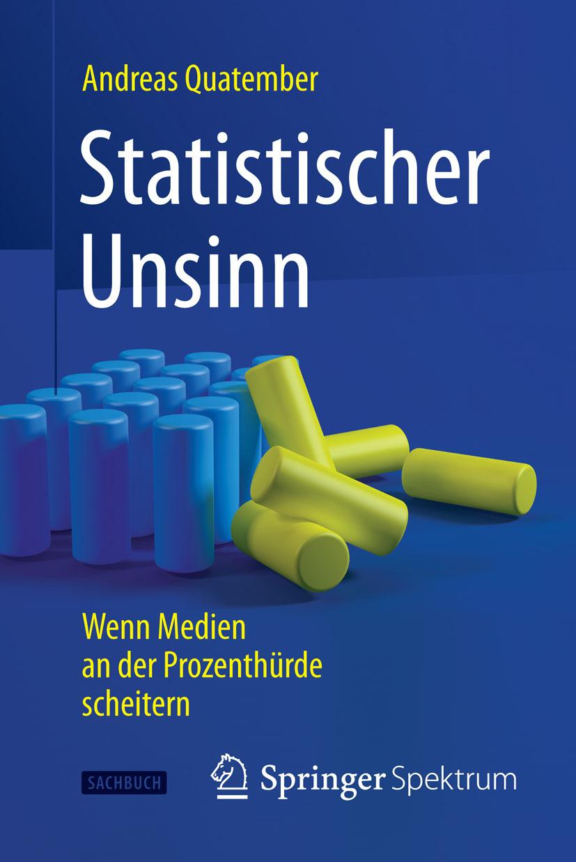 Quatember, Andreas - Statistischer Unsinn, ebook