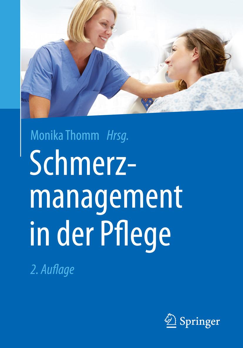 Thomm, Monika - Schmerzmanagement in der Pflege, ebook