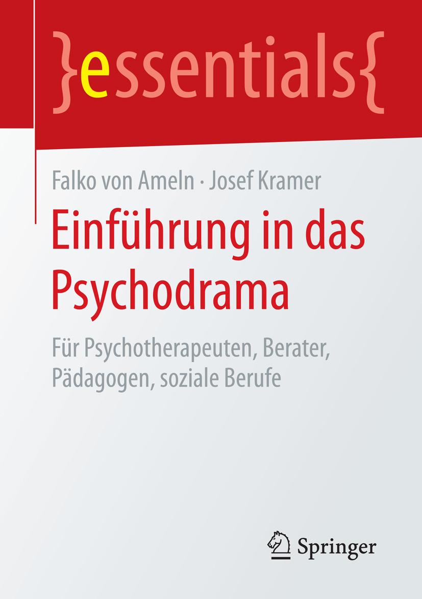 Ameln, Falko - Einführung in das Psychodrama, ebook