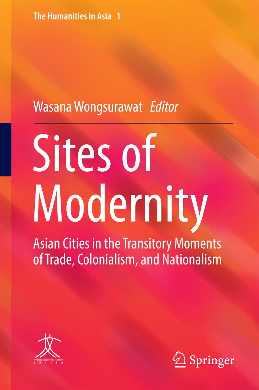 Wongsurawat, Wasana - Sites of Modernity, ebook