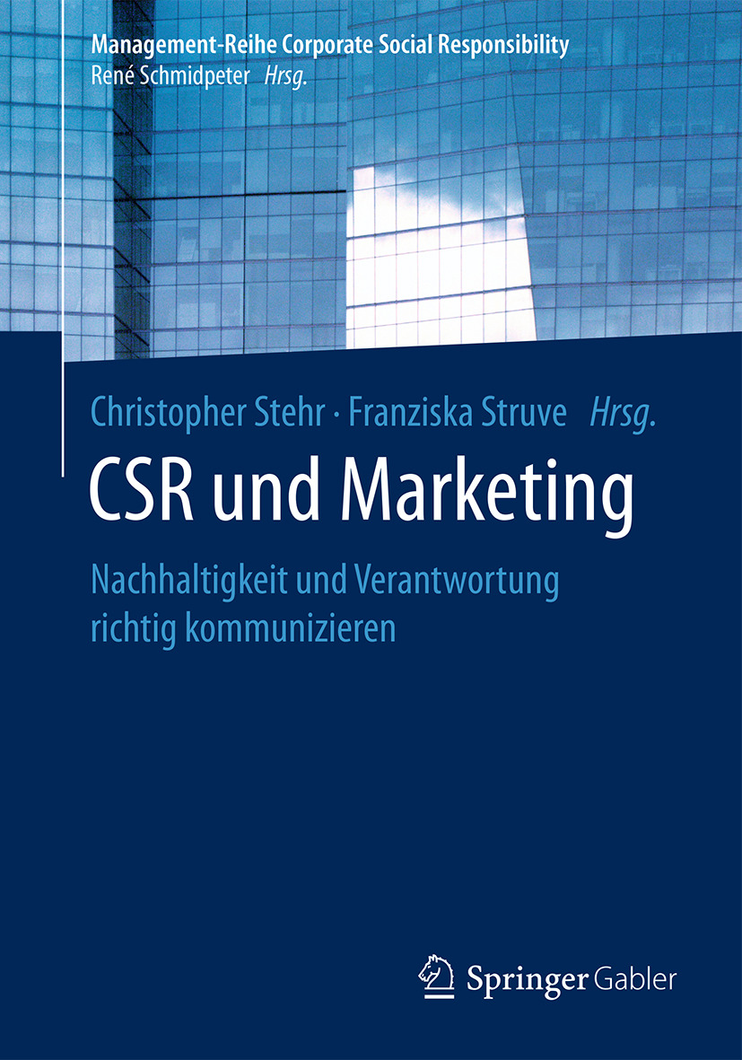 Stehr, Christopher - CSR und Marketing, e-kirja