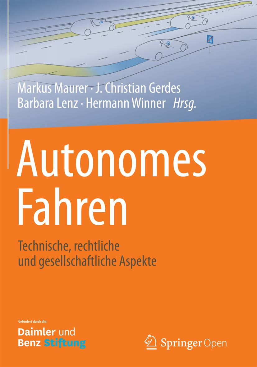 Gerdes, J. Christian - Autonomes Fahren, ebook