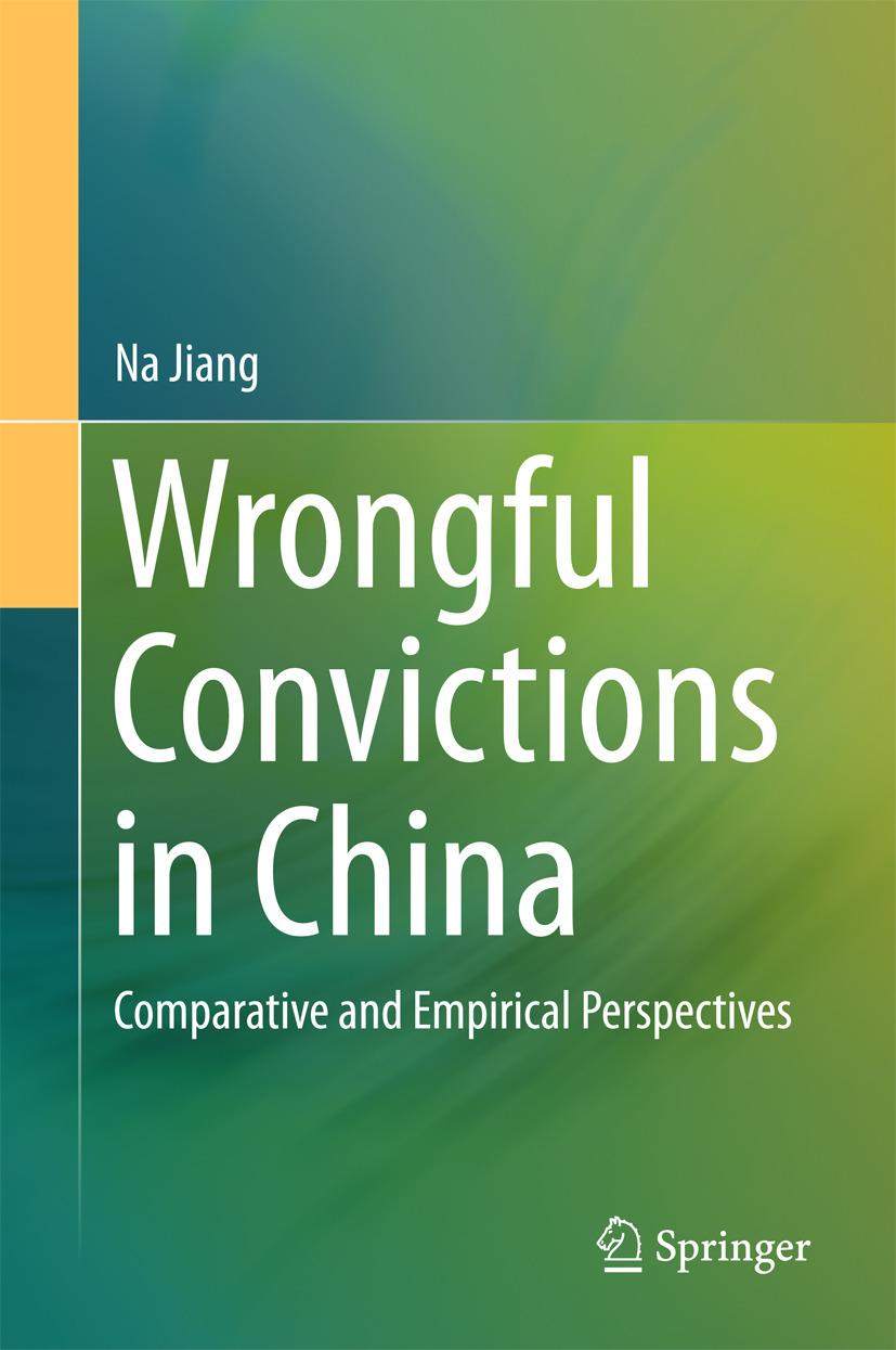 Jiang, Na - Wrongful Convictions in China, ebook