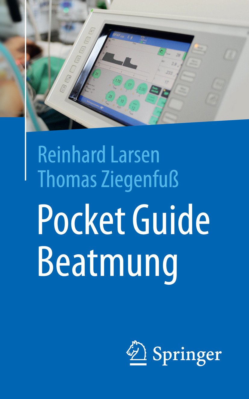 Larsen, Reinhard - Pocket Guide Beatmung, ebook