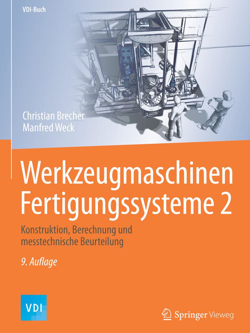 Brecher, Christian - Werkzeugmaschinen Fertigungssysteme, ebook