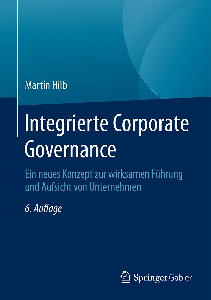 Hilb, Martin - Integrierte Corporate Governance, ebook