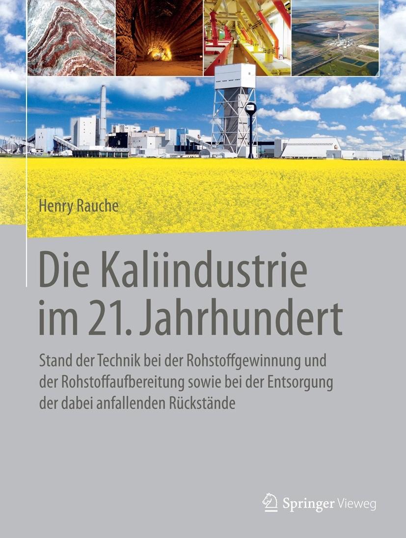 Rauche, Henry - Die Kaliindustrie im 21. Jahrhundert, ebook