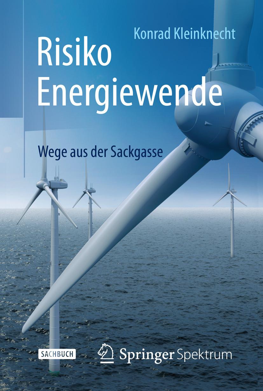 Kleinknecht, Konrad - Risiko Energiewende, ebook