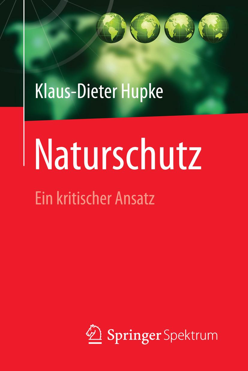Hupke, Klaus-Dieter - Naturschutz, ebook