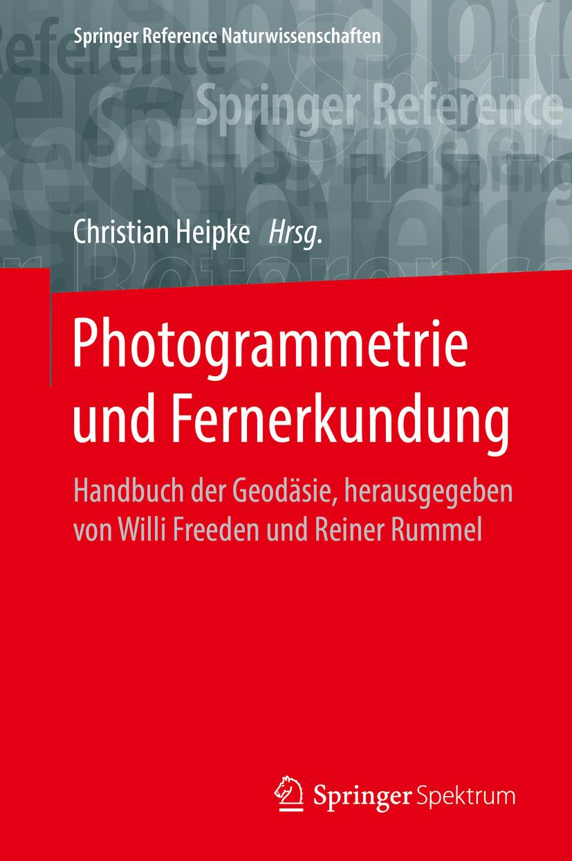 Heipke, Christian - Photogrammetrie und Fernerkundung, ebook