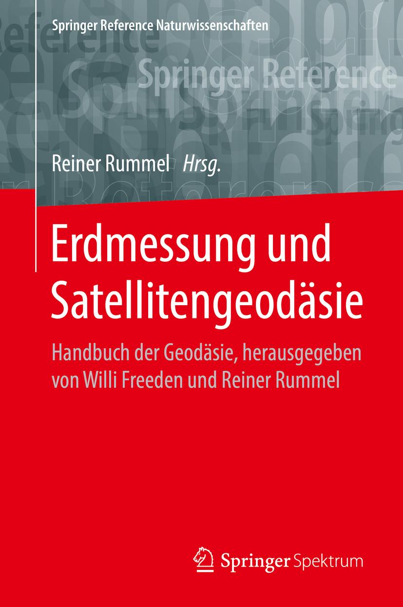 Rummel, Reiner - Erdmessung und Satellitengeodäsie, ebook