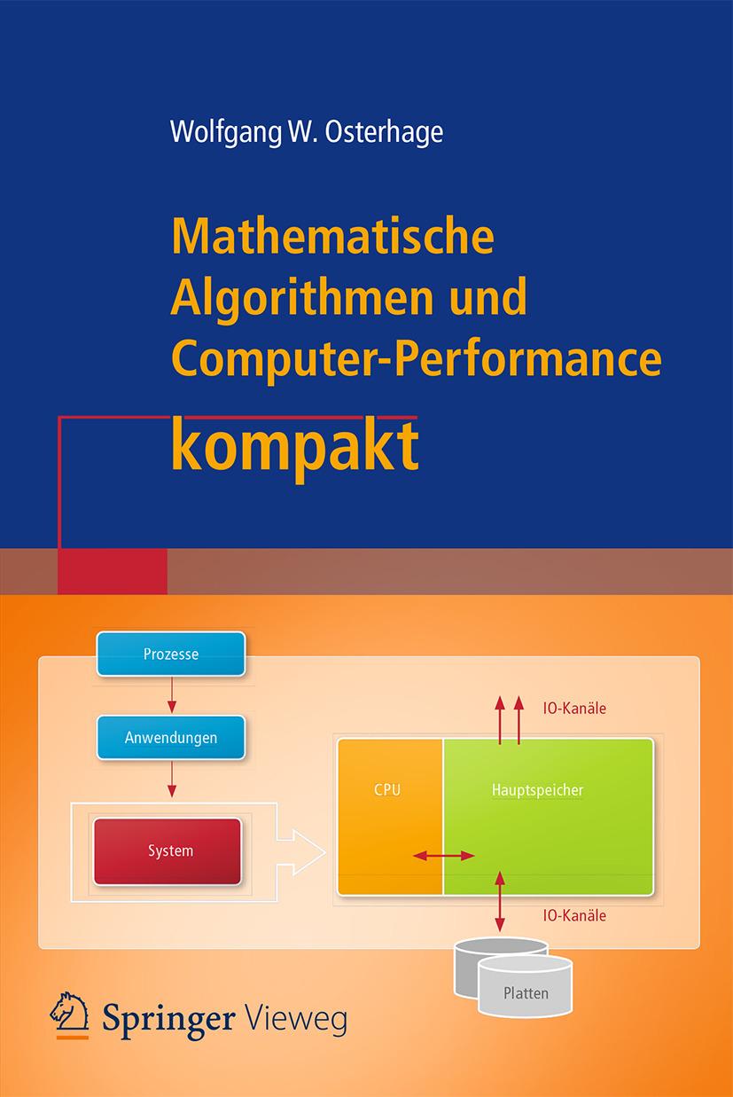 Osterhage, Wolfgang W. - Mathematische Algorithmen und Computer-Performance kompakt, ebook
