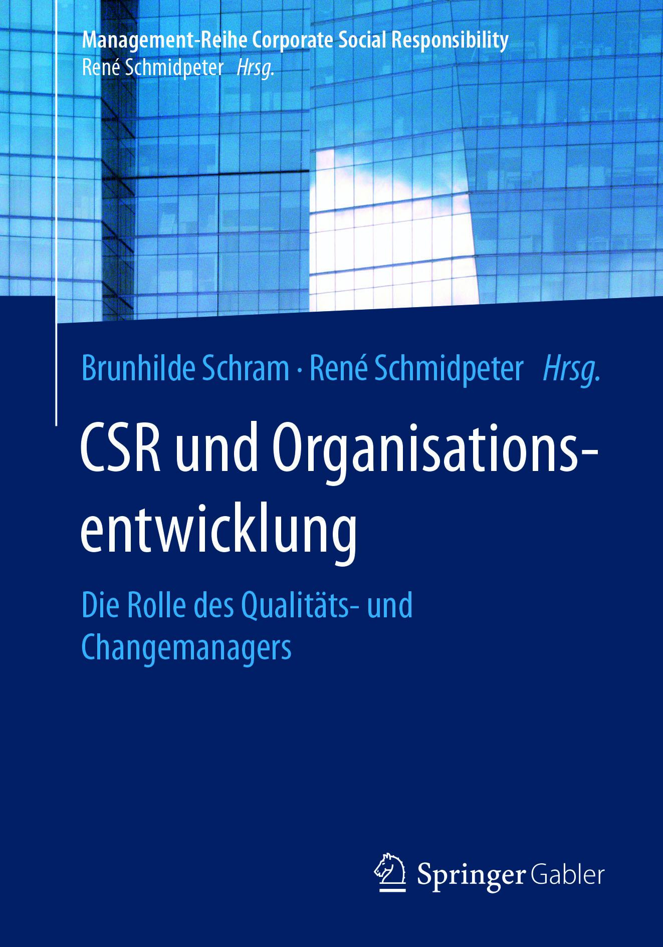 Schmidpeter, René - CSR und Organisationsentwicklung, ebook