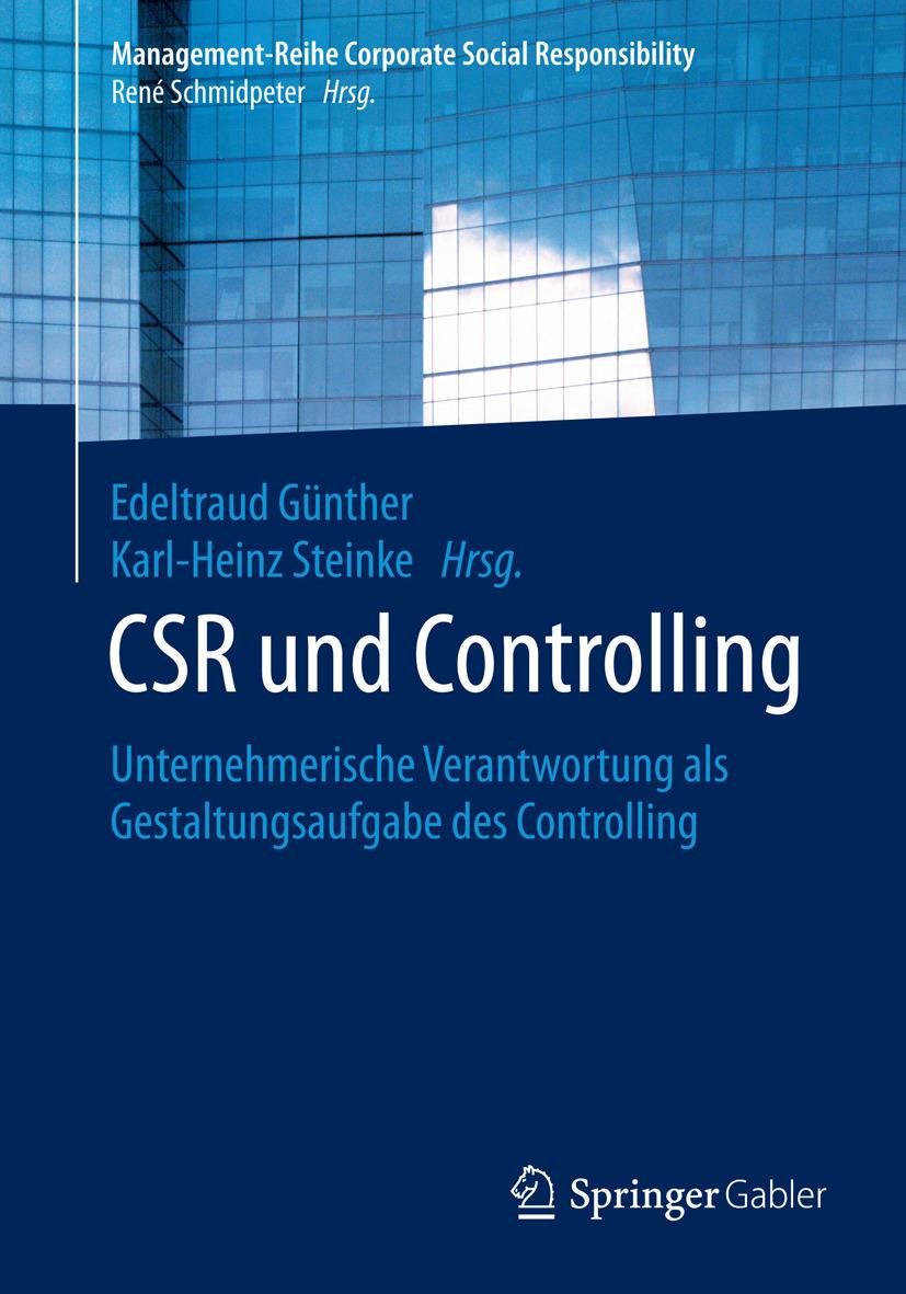 Günther, Edeltraud - CSR und Controlling, ebook