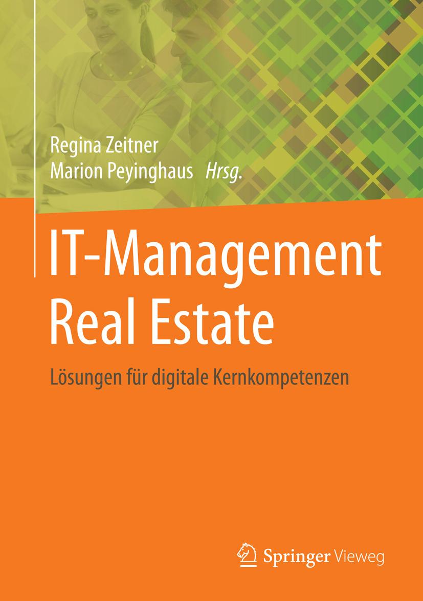 Peyinghaus, Marion - IT-Management Real Estate, ebook