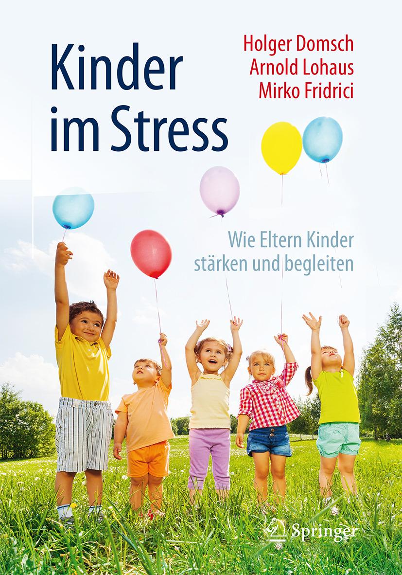 Domsch, Holger - Kinder im Stress, ebook