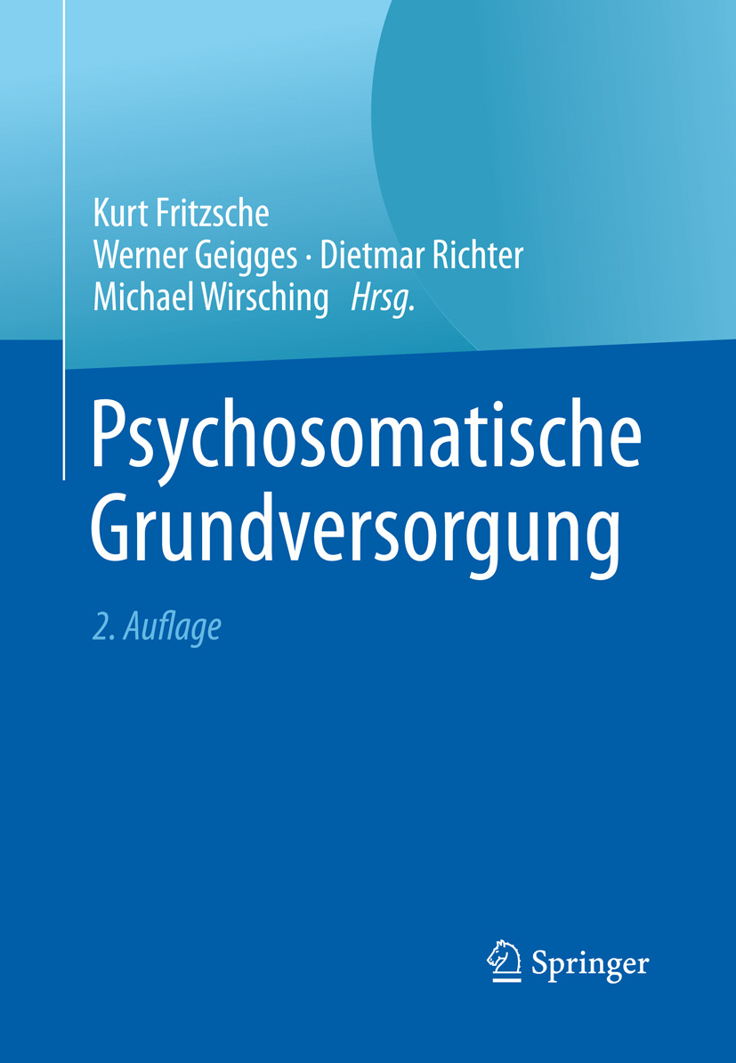 Fritzsche, K. - Psychosomatische Grundversorgung, ebook