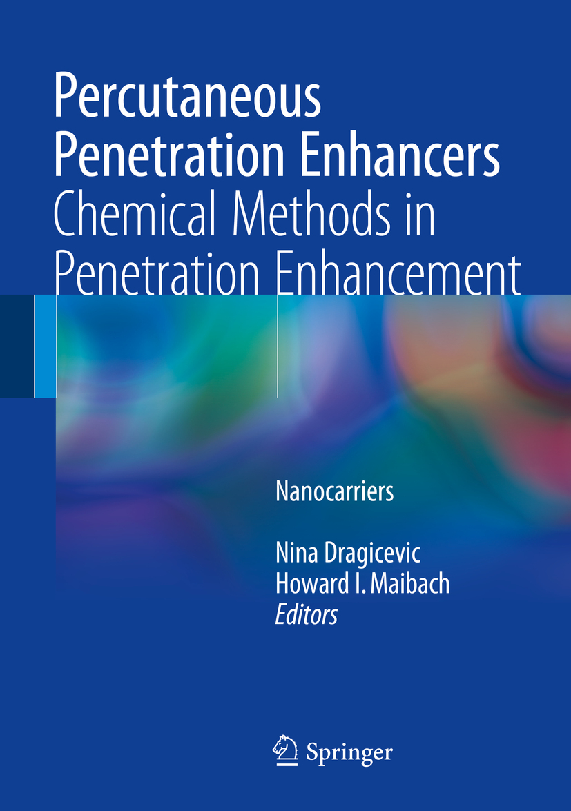 Dragicevic, Nina - Percutaneous Penetration Enhancers Chemical Methods in Penetration Enhancement, ebook