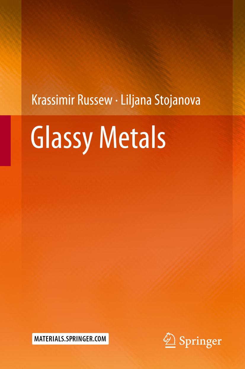 Russew, Krassimir - Glassy Metals, ebook