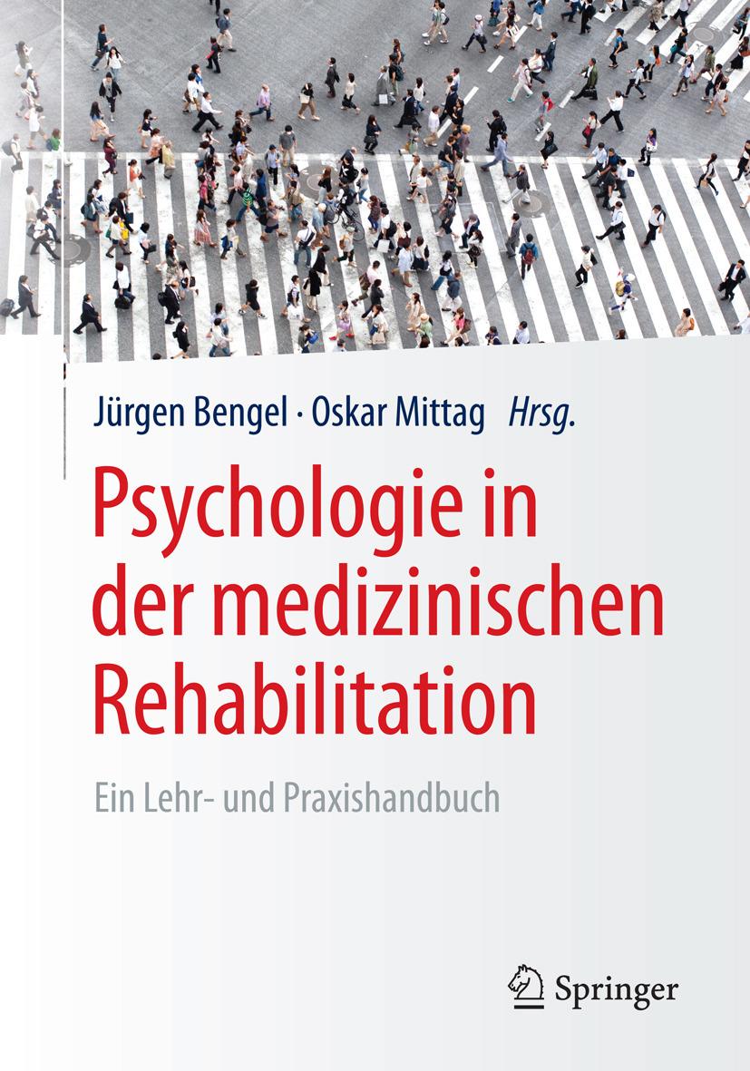 Bengel, Jürgen - Psychologie in der medizinischen Rehabilitation, ebook