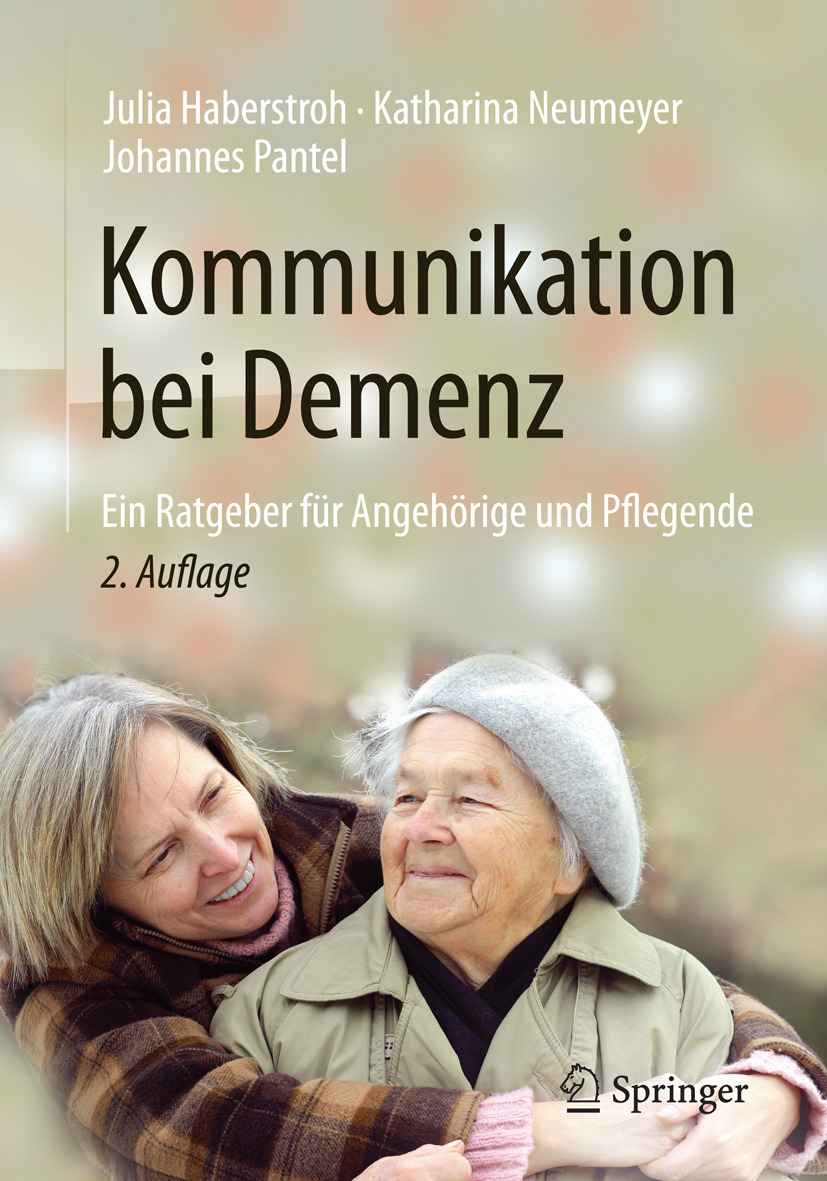 Haberstroh, Julia - Kommunikation bei Demenz, ebook