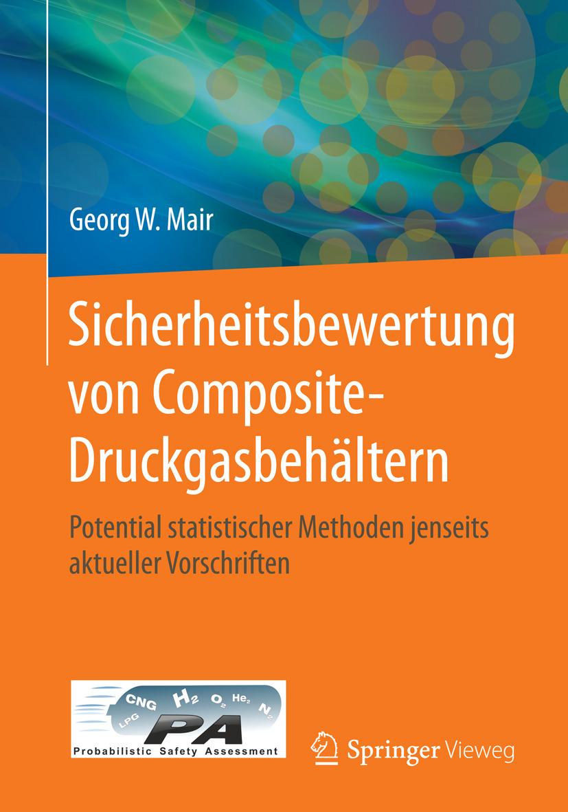Mair, Georg W. - Sicherheitsbewertung von Composite-Druckgasbehältern, ebook