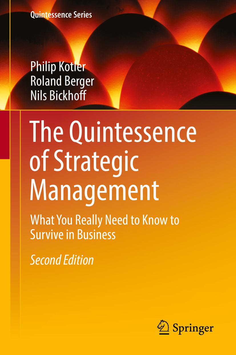 Berger, Roland - The Quintessence of Strategic Management, ebook