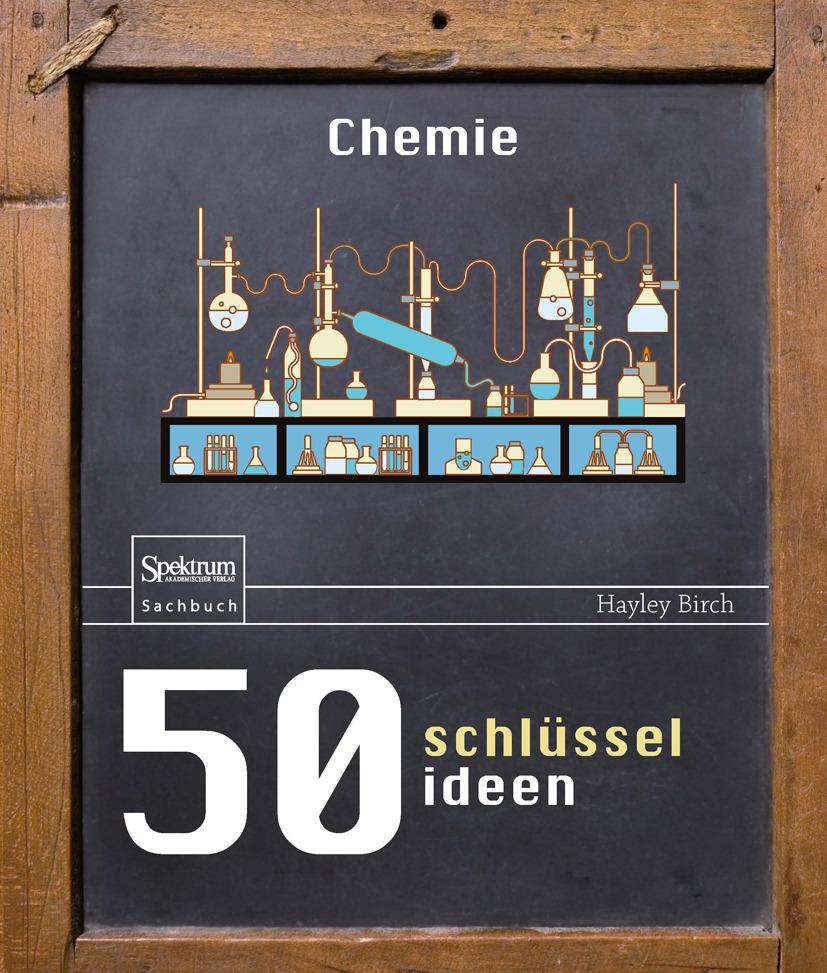 Birch, Hayley - 50 Schlüsselideen Chemie, ebook