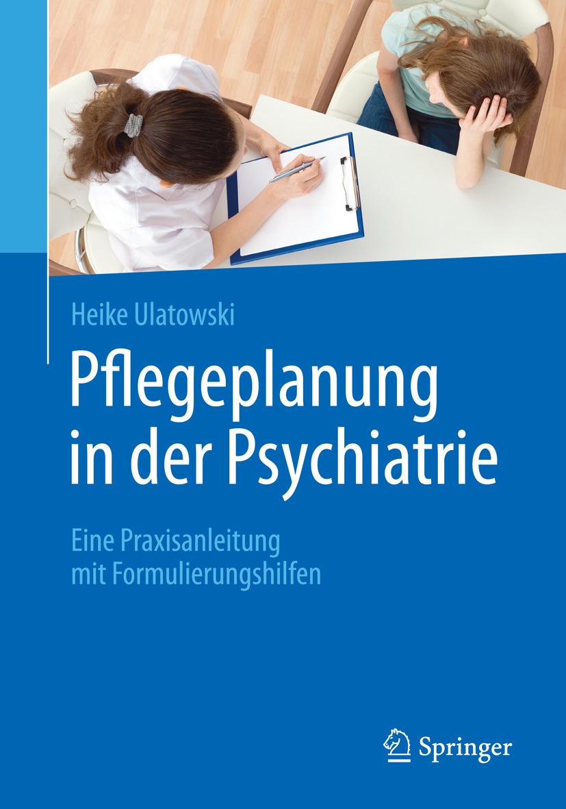 Ulatowski, Heike - Pflegeplanung in der Psychiatrie, ebook
