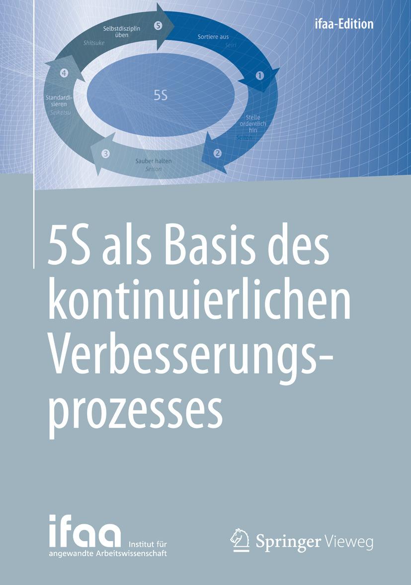 - 5S als Basis des kontinuierlichen Verbesserungsprozesses, ebook