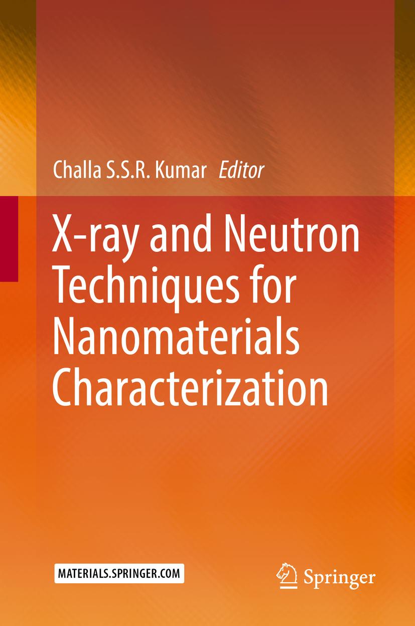 Kumar, Challa S.S.R. - X-ray and Neutron Techniques for Nanomaterials Characterization, ebook