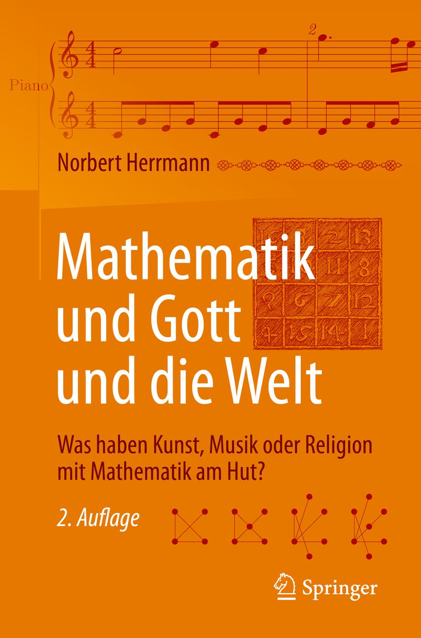 Herrmann, Norbert - Mathematik und Gott und die Welt, ebook