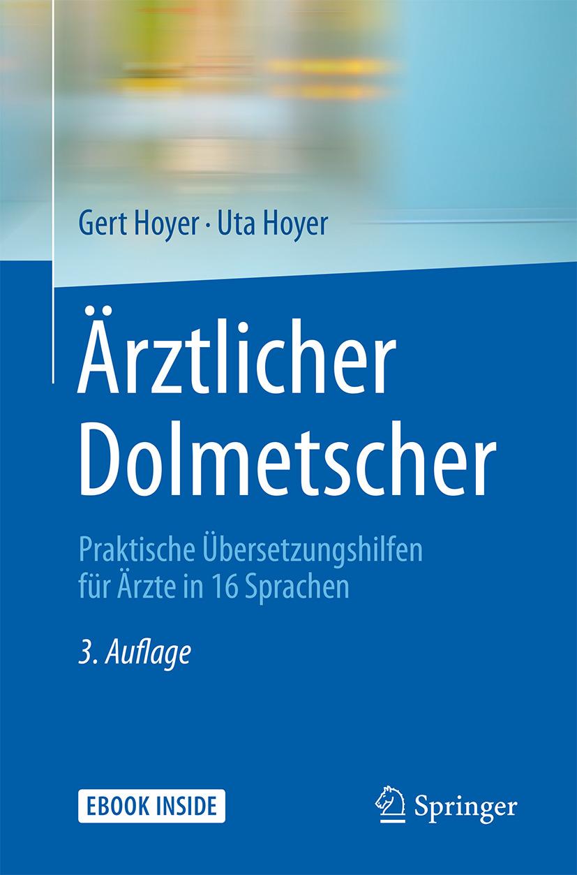 Hoyer, Gert - Ärztlicher Dolmetscher, ebook