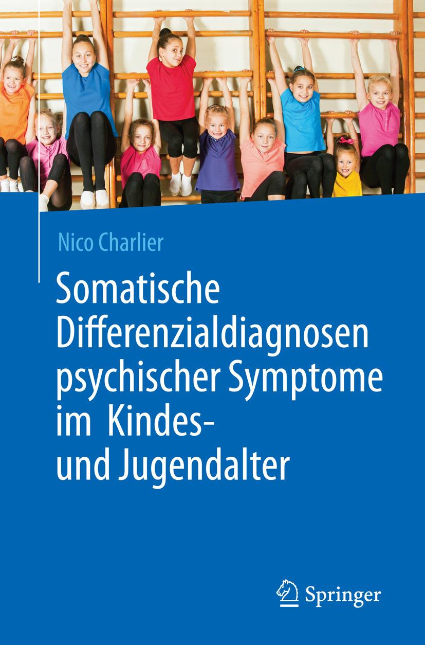 Charlier, Nico - Somatische Differenzialdiagnosen psychischer Symptome im Kindes- und Jugendalter, ebook
