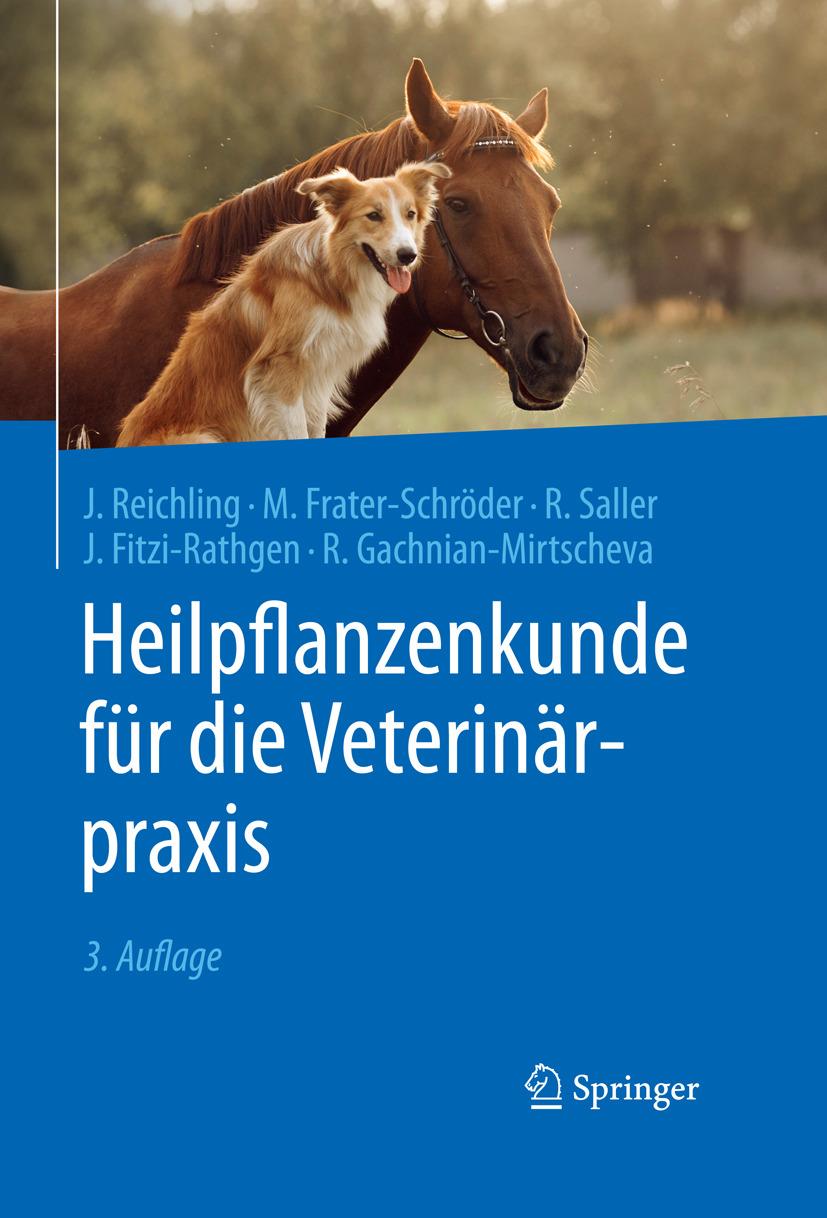 Fitzi-Rathgen, Julika - Heilpflanzenkunde für die Veterinärpraxis, ebook
