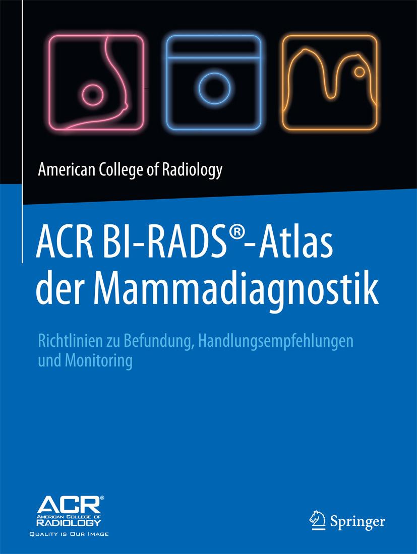 - ACR BI-RADS®-Atlas der Mammadiagnostik, ebook