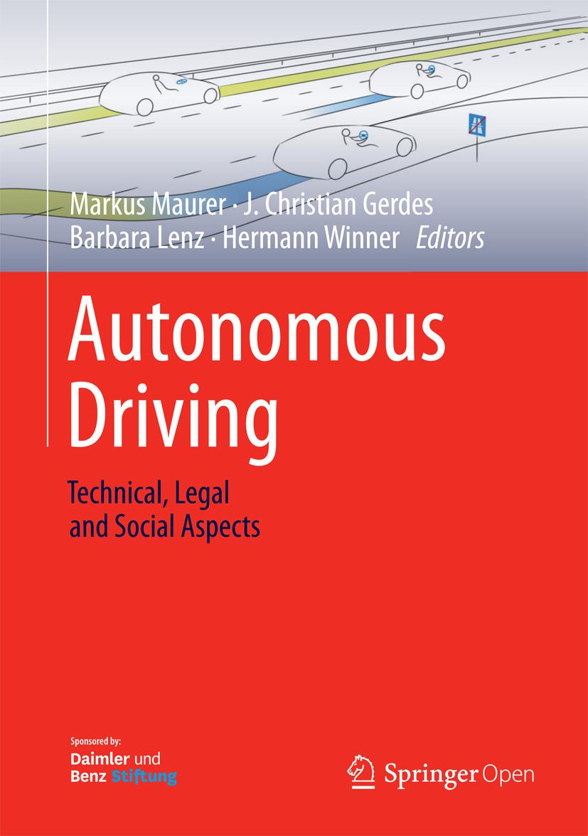 Gerdes, J. Christian - Autonomous Driving, ebook