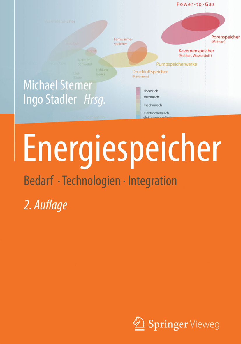 Stadler, Ingo - Energiespeicher – Bedarf, Technologien, Integration, ebook