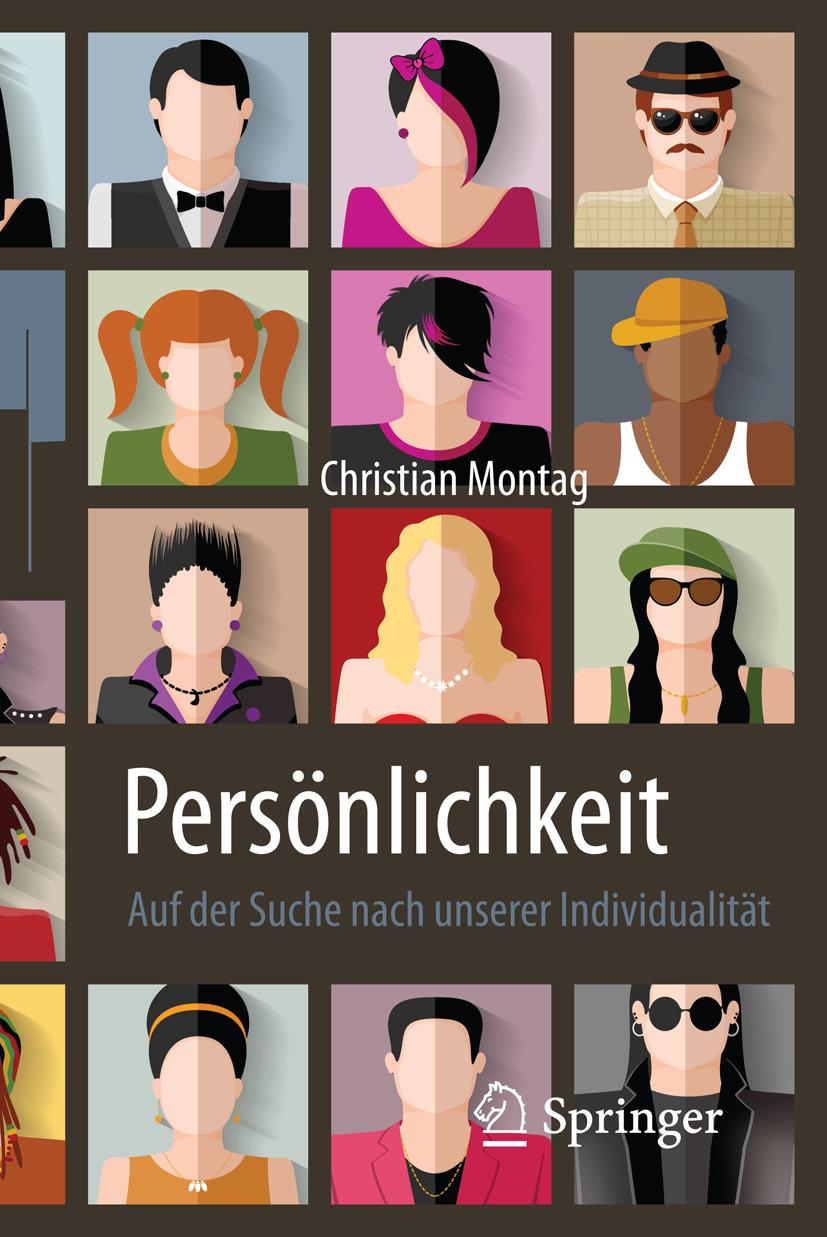 Montag, Christian - Persönlichkeit – Auf der Suche nach unserer Individualität, ebook