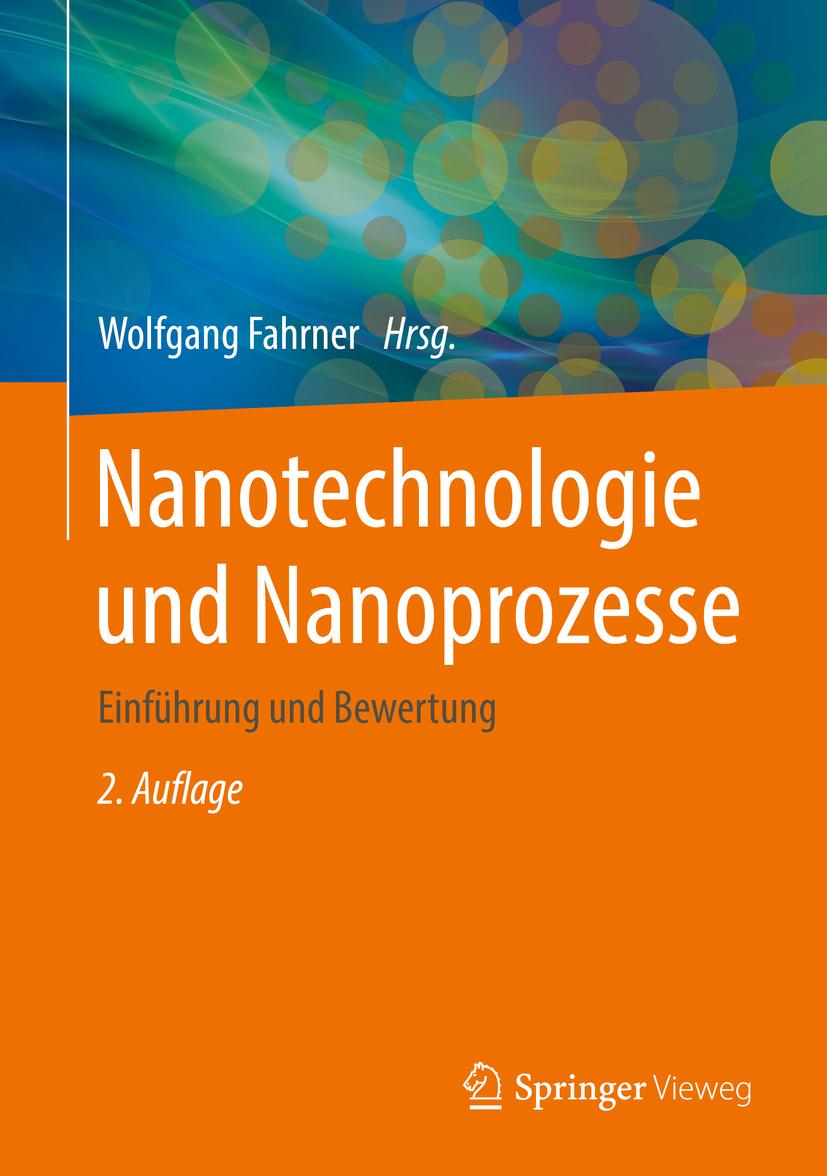 Fahrner, Wolfgang - Nanotechnologie und Nanoprozesse, ebook