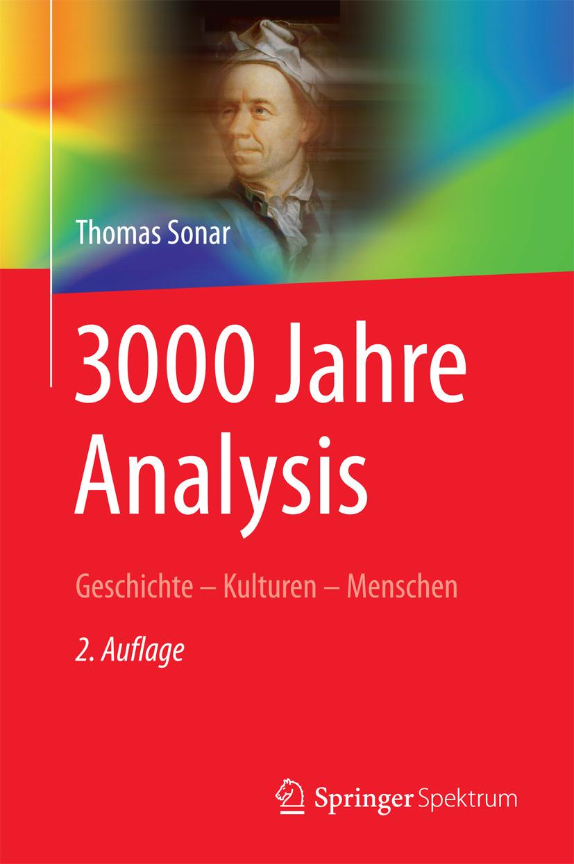 Sonar, Thomas - 3000 Jahre Analysis, ebook