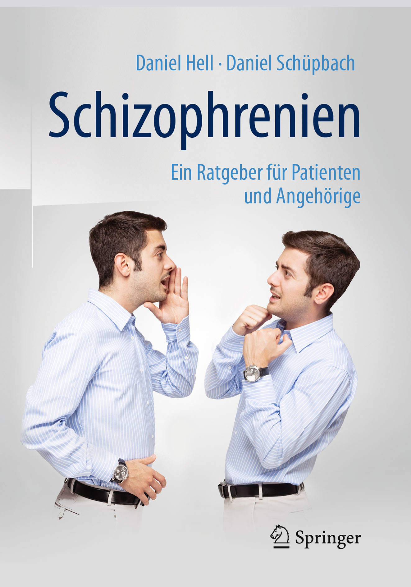 Hell, Daniel - Schizophrenien, ebook