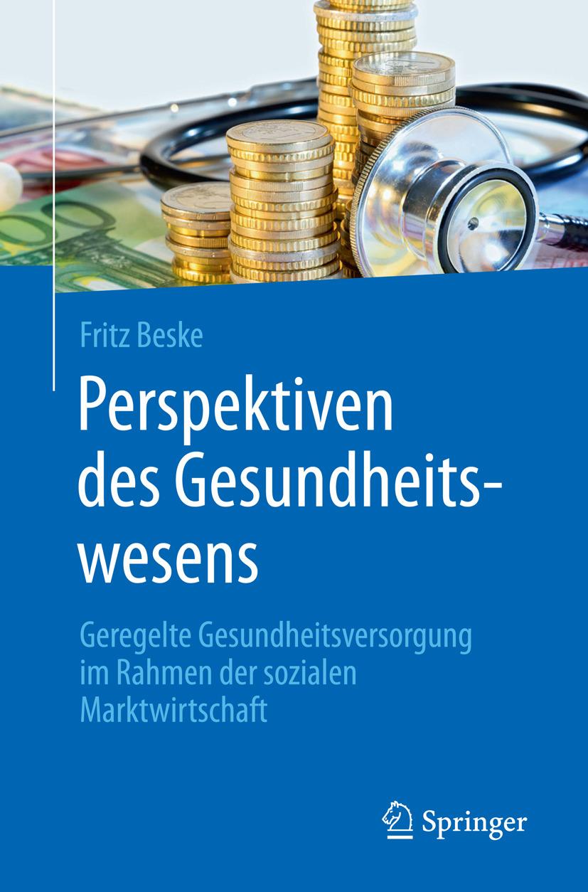 Beske, Fritz - Perspektiven des Gesundheitswesens, ebook