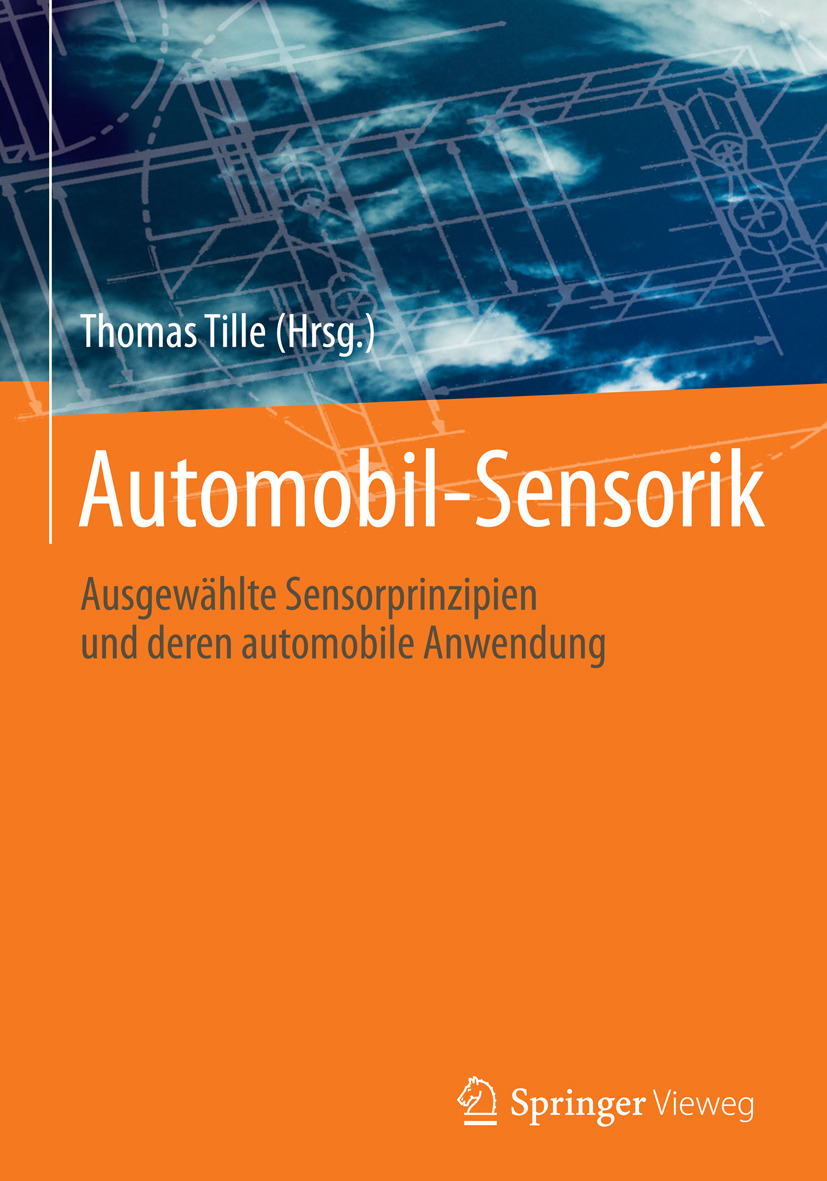 Tille, Thomas - Automobil-Sensorik, ebook